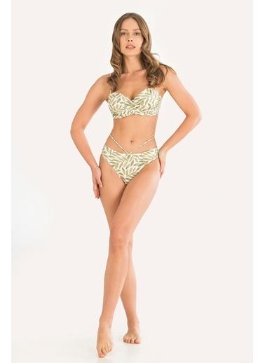 Loya Bikini Alt Yeşil